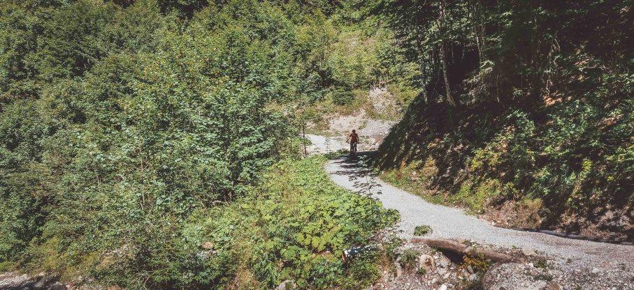 Mountainbiken in den Allgäuer Alpen - Erfahrungsbericht vom Fahrradurlaub