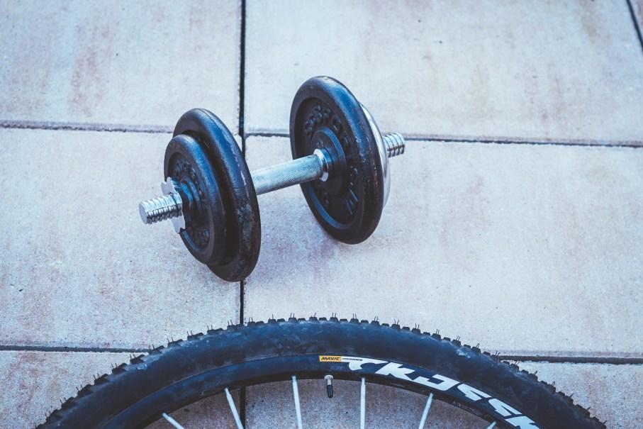 Krafttraining für Radfahrer - warum es wichtig ist.