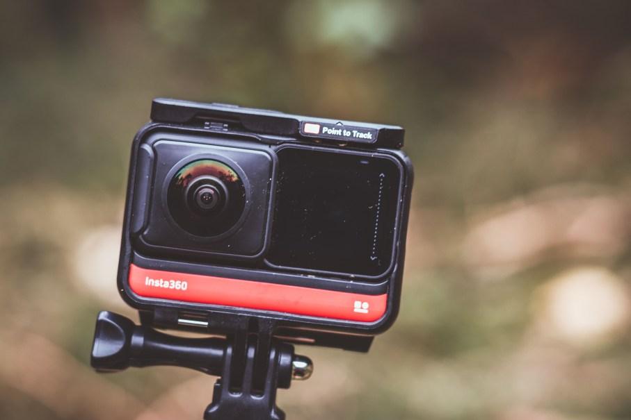 360 Grad Actioncam als Geschenkidee für Radfahrer und Mountainbiker