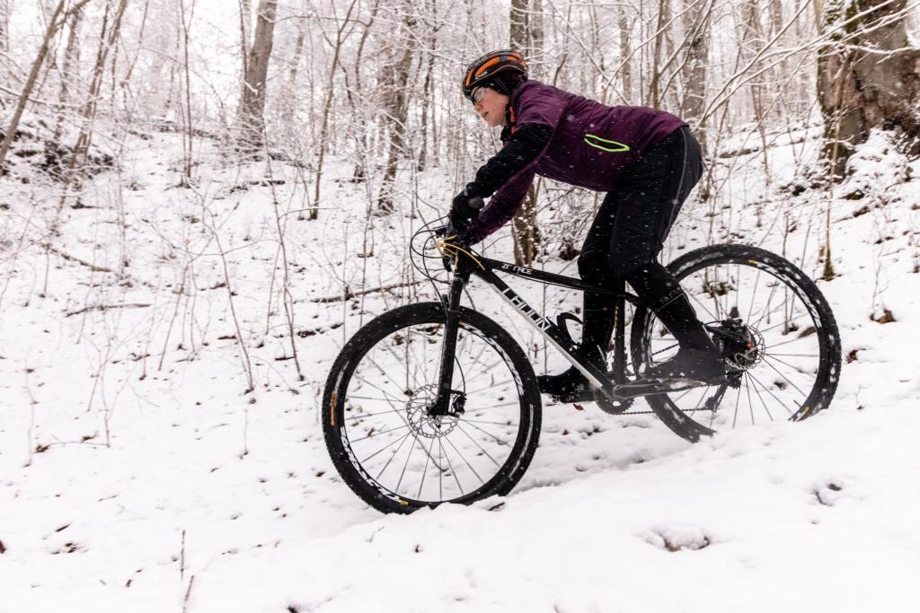Fahrrad Fuer Den Winter Mountainbike - Scheibenbremsen bringen Sicherheit