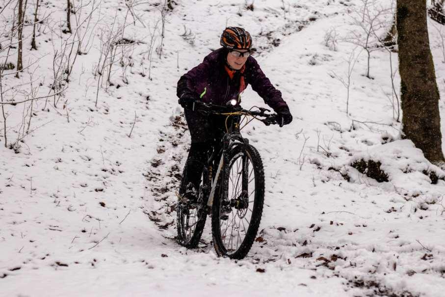Die richtigen Reifen für das Fahrrad im Winter