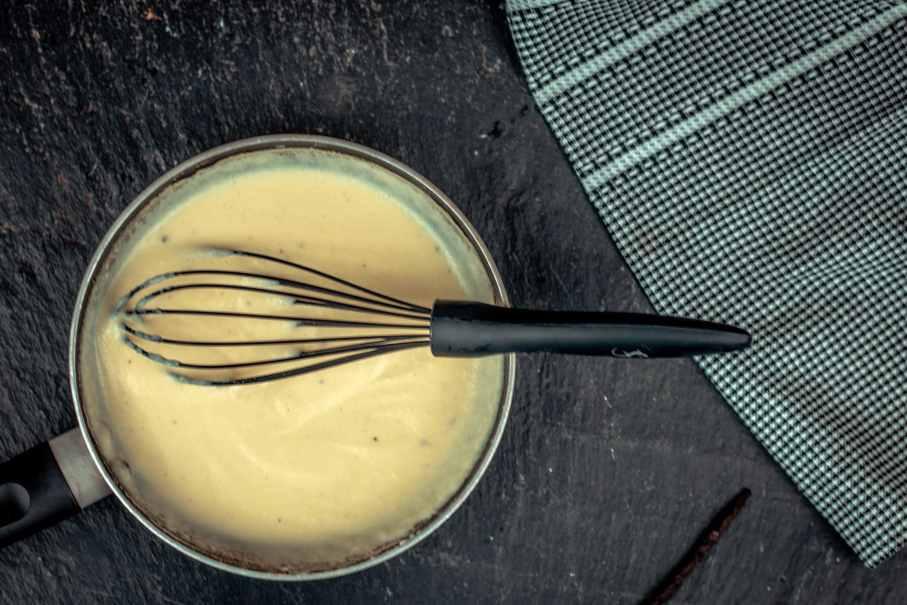 High Protein Grießbrei selber machen - Fitness Rezept ohne Zucker und Milch