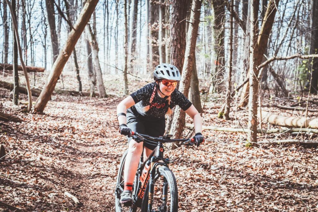vergleichen beim radfahren - sport ohne druck und mit motivation.