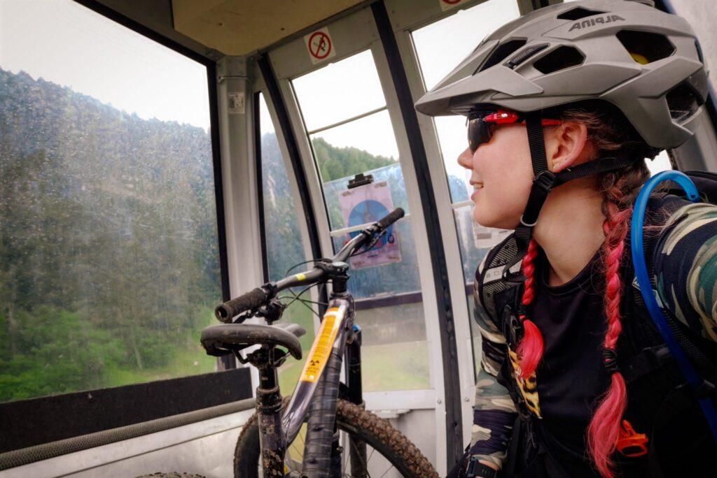 Mein erster Besuch im Bikepark - Als Anfänger auf den Trails - Erfahrungen aus Italien Paganella Bike Area