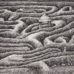 Prints Maze Cornwall Etching