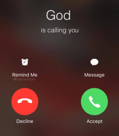 Are We Going to Answer When Papa Calls? – Today's Daily Bread