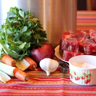 Make Your Own Beef Stock