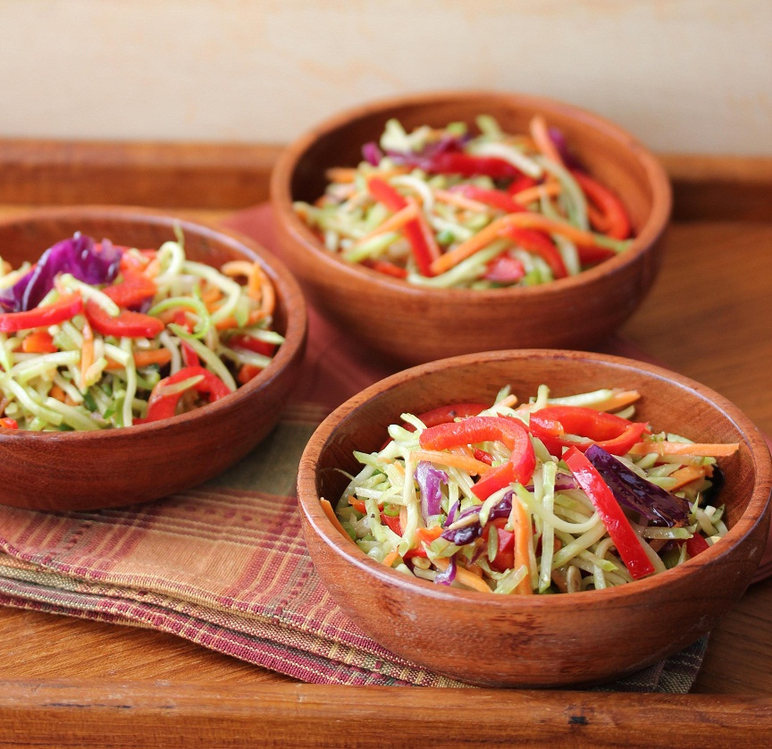 Asian Broccoli Slaw - Lisa's Dinnertime Dish for Great ...