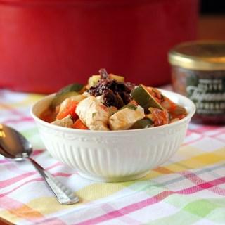Chicken Provencal Soup