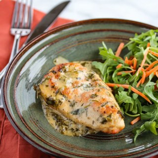 Sauteed Chicken Breasts with Lemon Cream Sauce