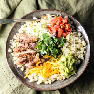 Jerk Chicken Caribbean Bowls