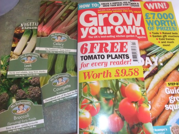 Free seeds!