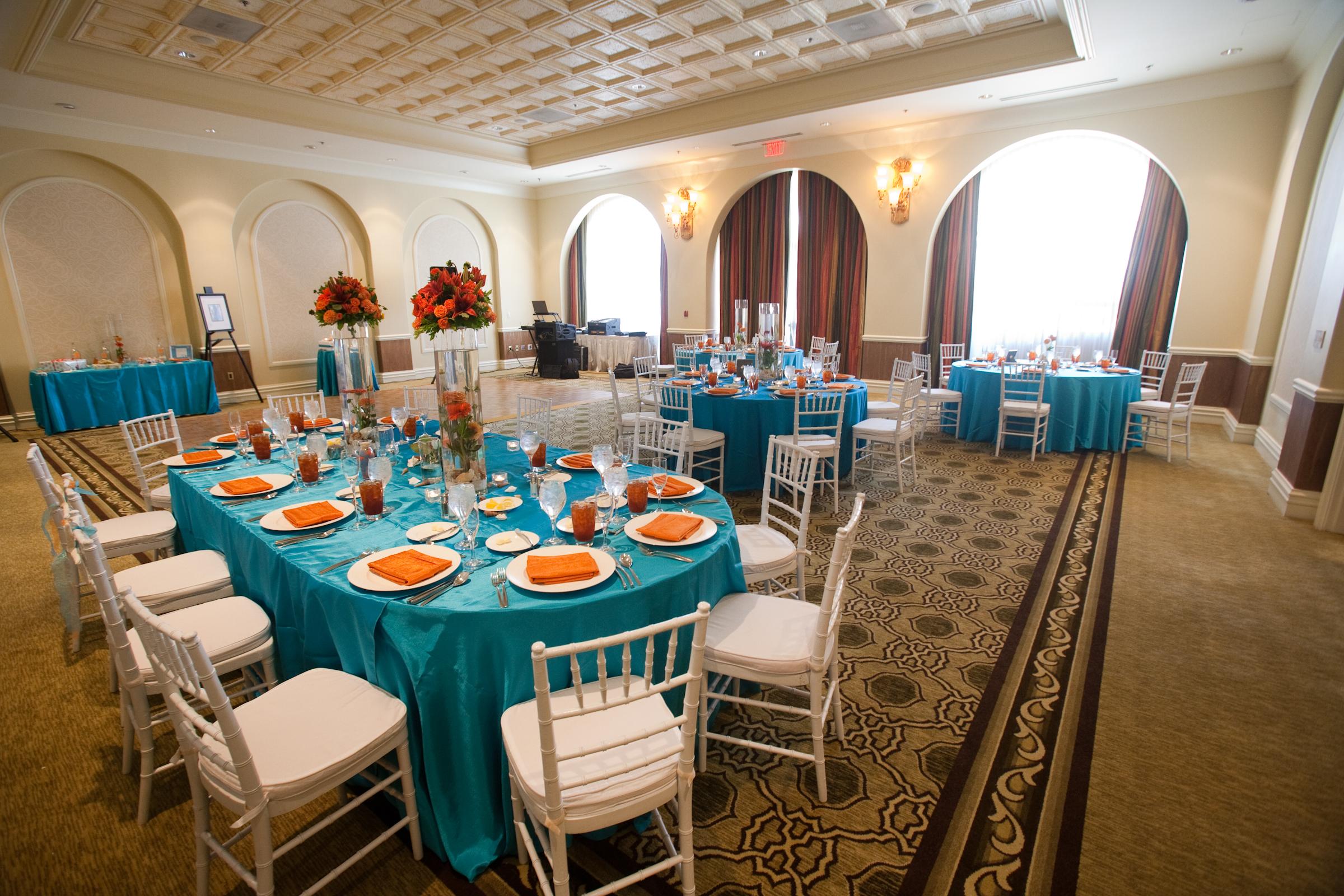 Sandpiper Room Hyatt Huntington Beach Amp The Other Smaller