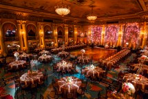 Los Angeles Millenium Biltmore Hotel Weddings Lisa