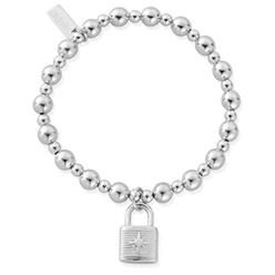 ChloBo---Mini-Small-Ball-Padlock-Bracelet