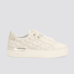 Murphys---LIU-JO---Latte-coloured-sneakers-with-logo