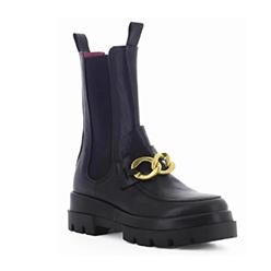Murphys---Le-Babe---Black-leather-Chelsea-Boot