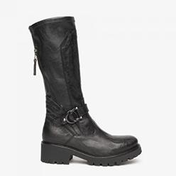 Murphys---NeroGiardini---Black-Leather-Med-Calf-Biker-boot