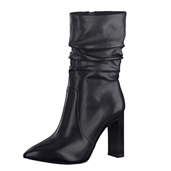 Murphys---Tamaris---Black-Med-Calf-Boot