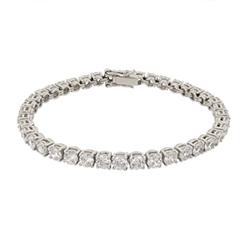 Desert-Diamonds---Classic-Prong-Set-Brilliant-Round-Tennis-Bracelet