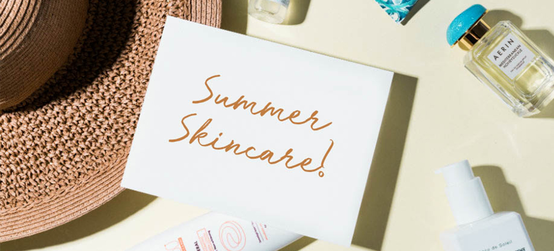 Summer Skincare Solutions