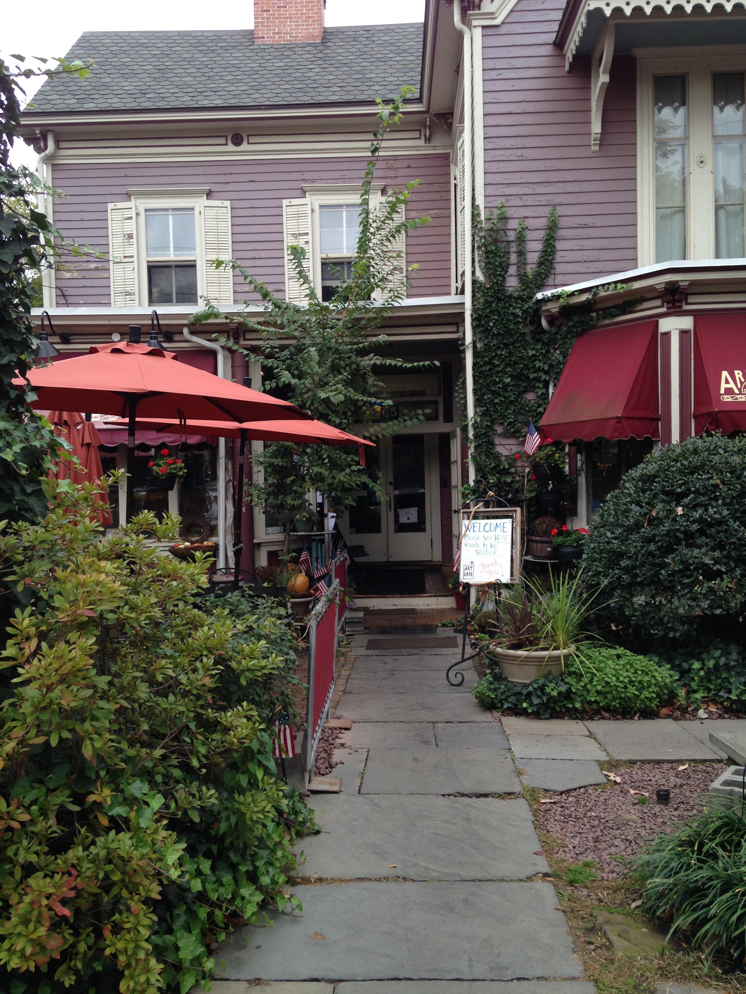 Nyack Ny Restaurant Cafe
