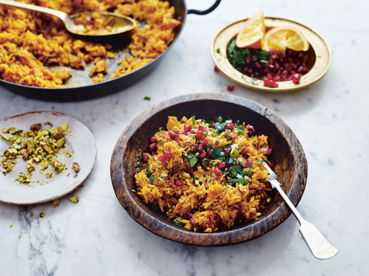 15 Min Vegan_orange pomegranate pistachio pilaf.jpg