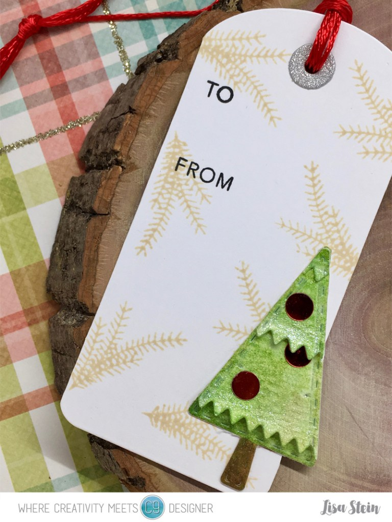 Tag for Tracey McNeely's 25 Days of Christmas