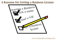 Reasons to get a business license