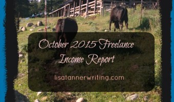 October 2015 Freelance Income Report