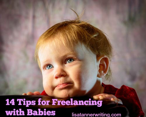 freelancing with babies