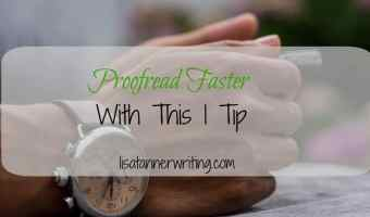 Proofread Faster With This 1 Tip