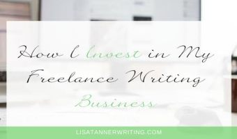 How I Invest in My Freelance Business