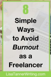 Do you have too much on your plate as a freelancer? If you're experiencing burnout, these tips are for you.