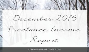 December 2016 Freelance Income Report