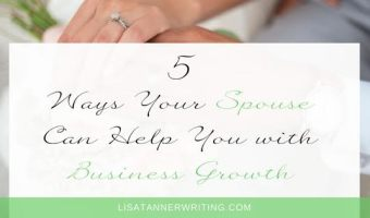 5 Ways Your Spouse Can Help You with Business Growth