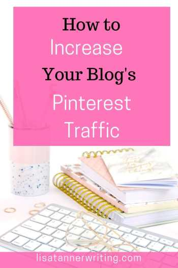 Here are five changes I made that increased my Pinterest traffic. #blogging #pinterest