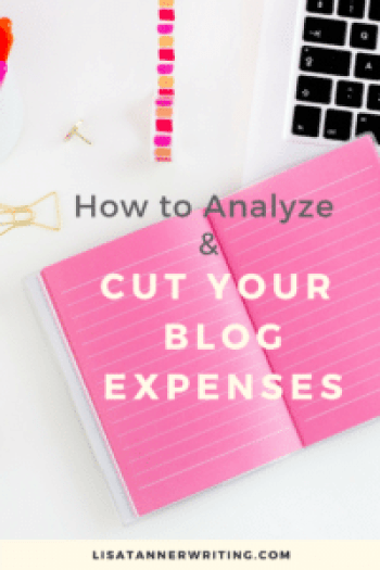 Are you ready to cut blog expenses for your business? Here are some tips to help you. #blogging #savemoney