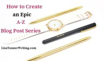 How to create an epic A-Z blog post series