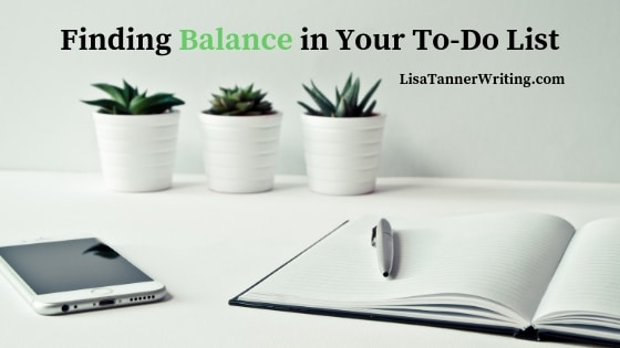 Finding Balance in Your To-Do List