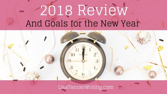 2018 Review and Blogging Goals for the New Year