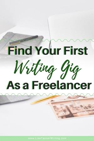 How to find freelance writing jobs for beginners. Land your first paid gig and start earning money in your new business. #freelancewriting #sidehustle