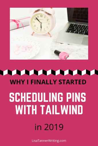 Learn why I finally started using Tailwind in 2019. #blogging #marketing #blogtraffic #pinterestmarketing