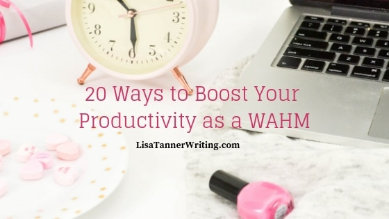 20 different productivity boosters for wahms