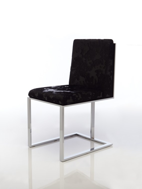 New Lobby Chair by Lisa Taylor Designs
