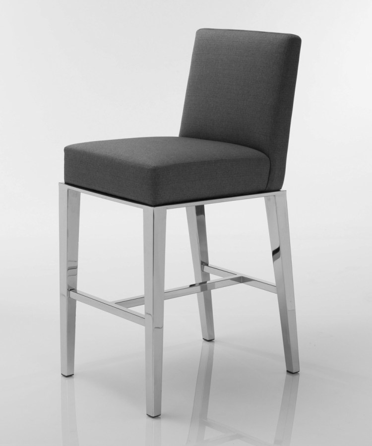 Taylor Steel Bar Stool