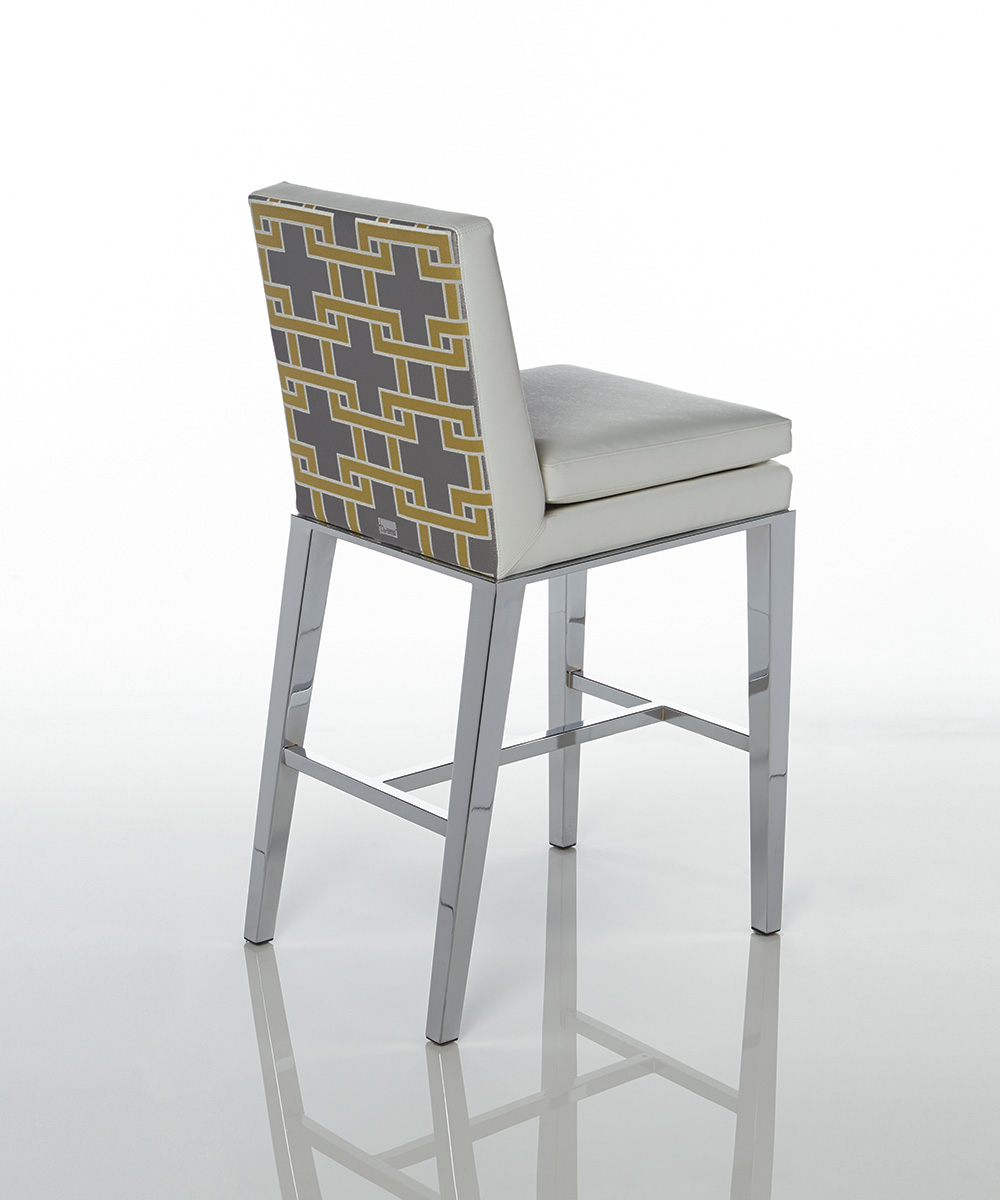 The Taylor Steel Ls Bar Stool By Lisa Taylor Designs
