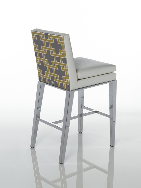 Taylor Steel LS Bar Stool