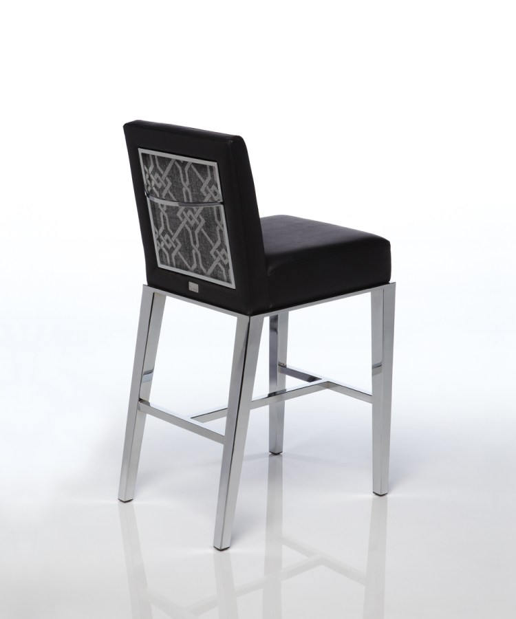 Taylor Steel HR Bar Stool by Lisa Taylor Designs