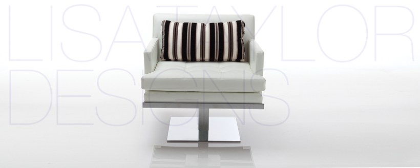 Lobby Swivel White